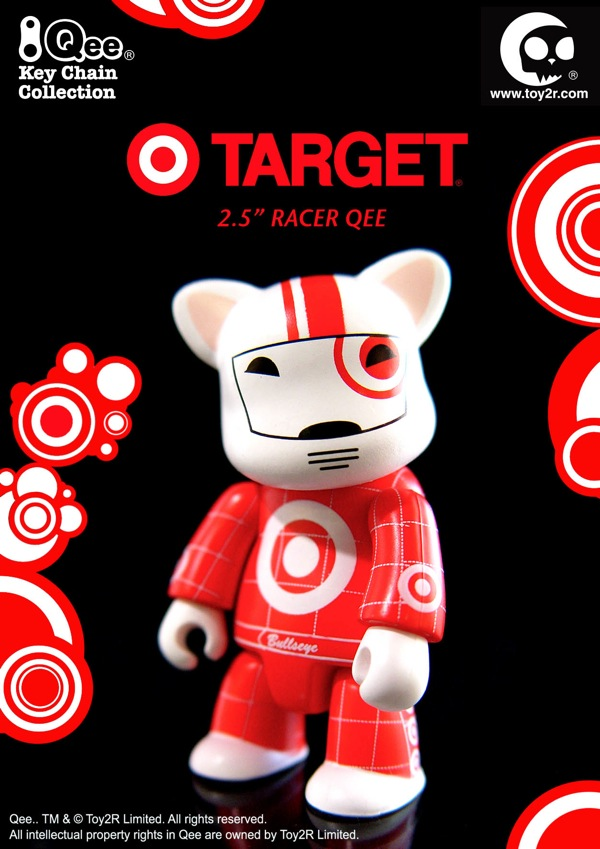 target store logo dog. The Racer Target Dog Qee is