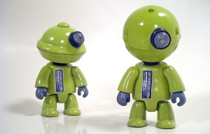Slobot custom 3&quot; Qee